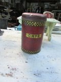 TIN CAFE缶