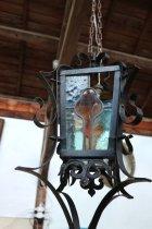 他の写真3: ステンドグラス ランタンシェード